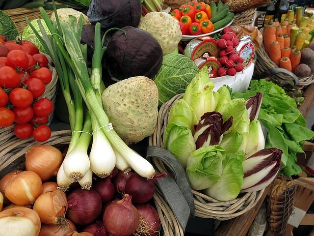 klimaschutz im Wohnmobil durch eine vegane Ernährung