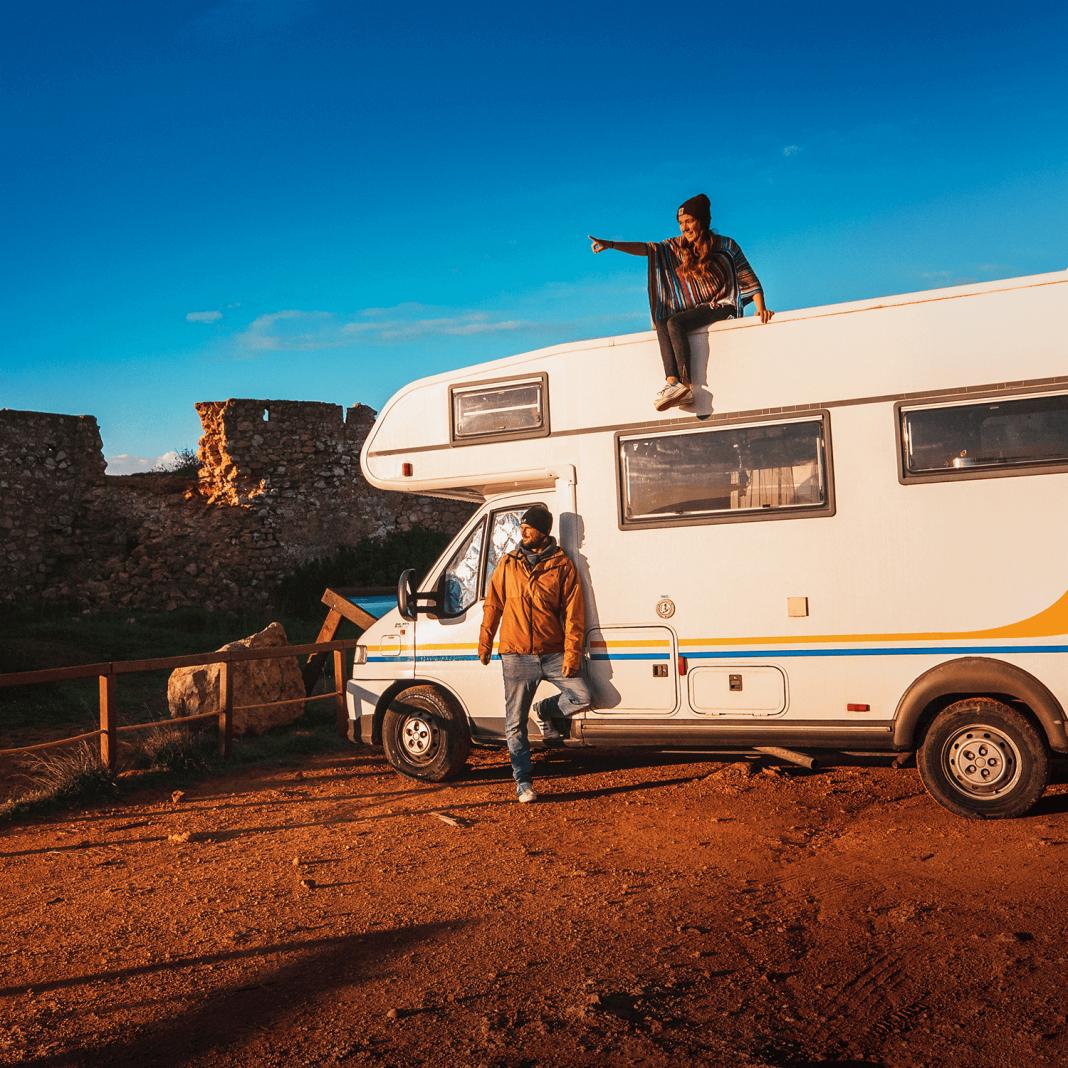 Packliste für das Wohnmobil- unsere Tipps! - Trust and Breathe