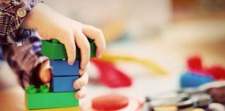 Wohnmobilzubehör mit Kind